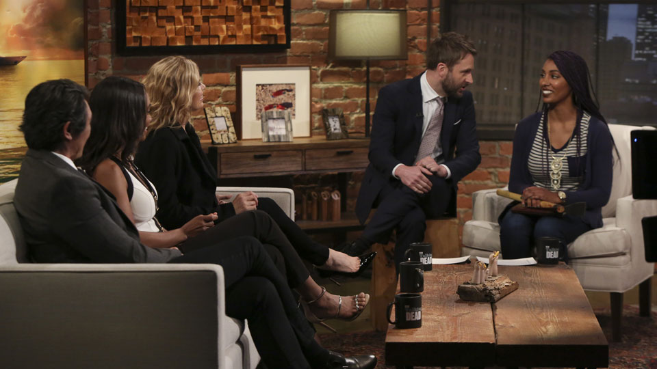 Lou Diamond Phillips, Lyndie Greenwood, Kim Dickens e Chris Hardwick