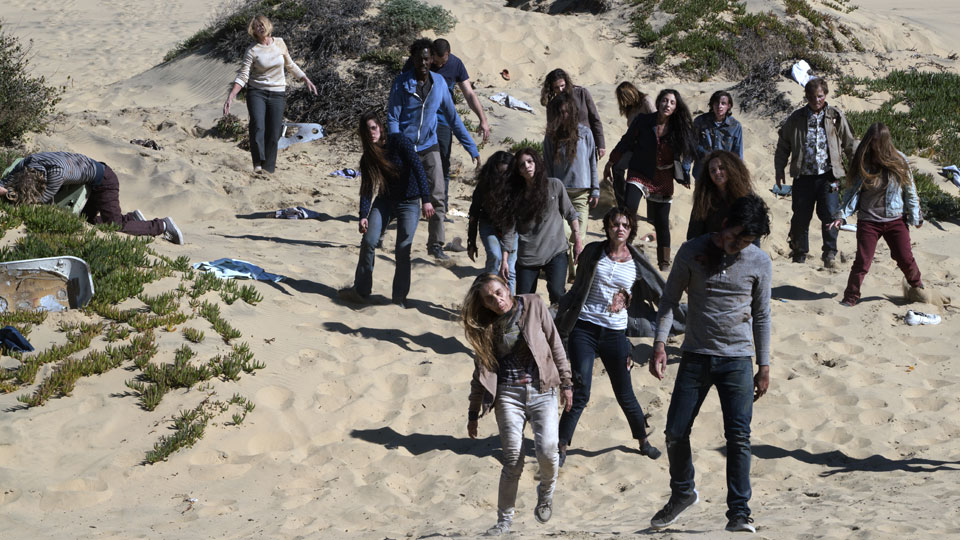 Walkers in Episodio 3 Photo by Richard Foreman/AMC