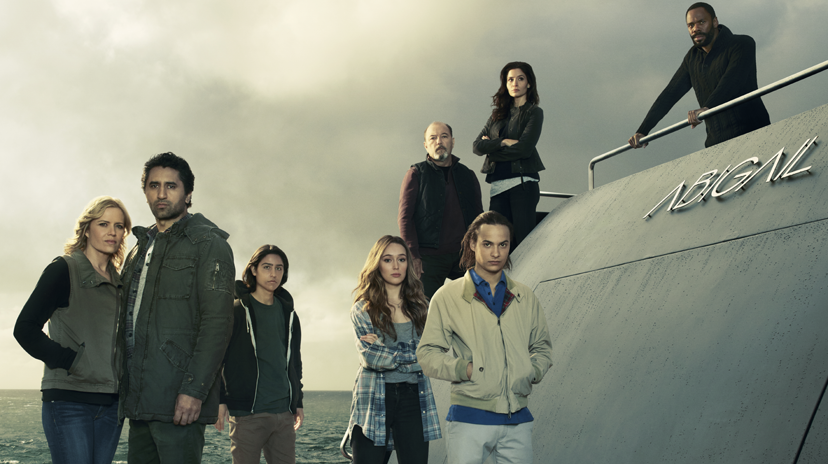Elenco Fear the Walking Dead no Abigail