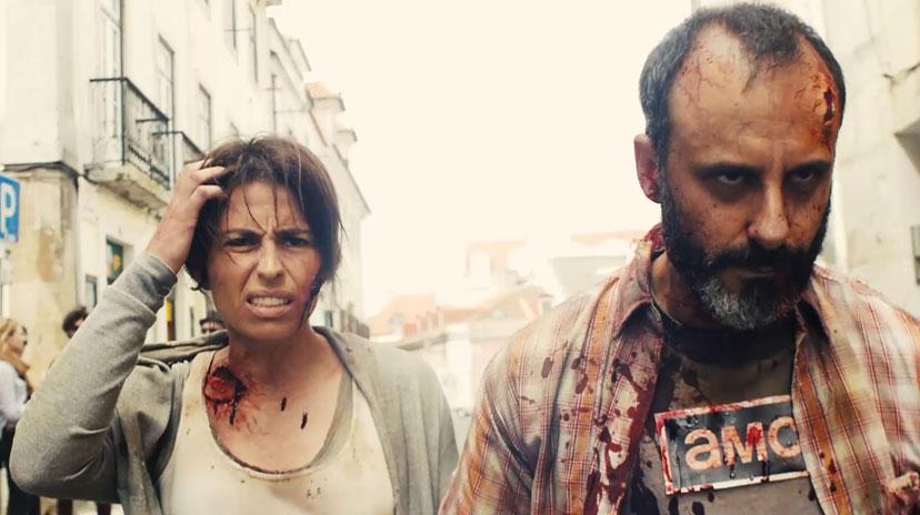 Invasão Zombie em Lisboa