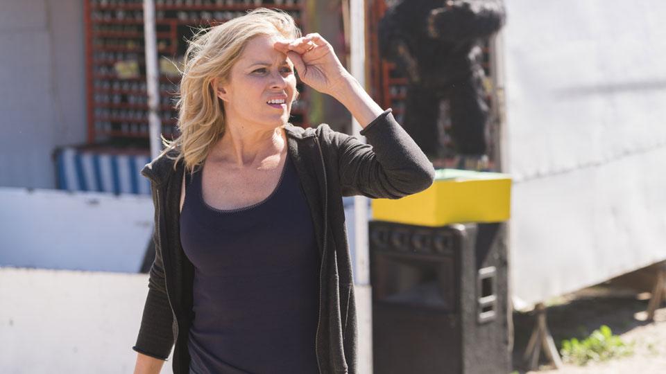 Madison Clark (Kim Dickens) no Episódio 6 Photo by Richard Foreman / AMC