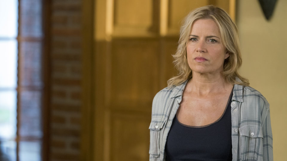 Madison Clark (Kim Dickens) no Episódio 7 Photo by Richard Foreman/AMC