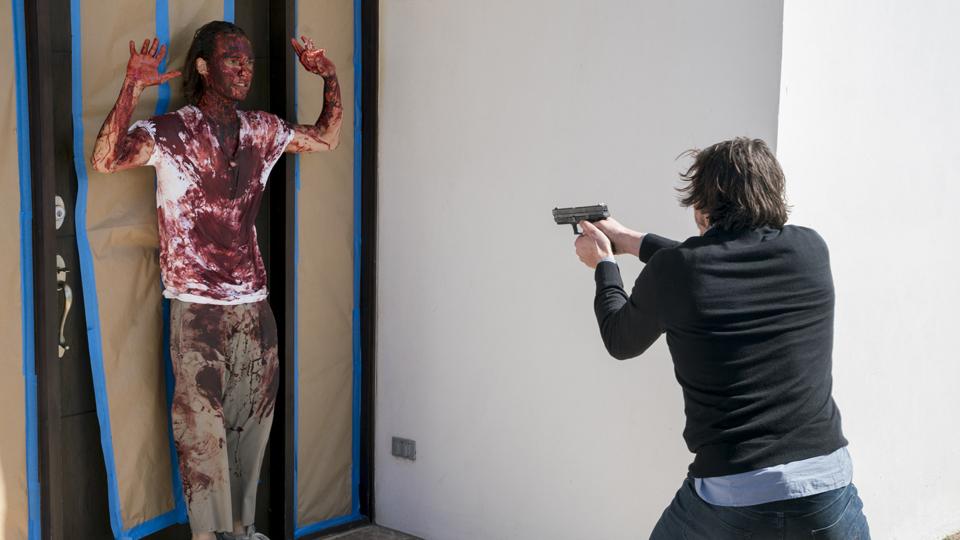Nick Clark (Frank Dillane) no Episódio 4 Photo by Richard Foreman/AMC