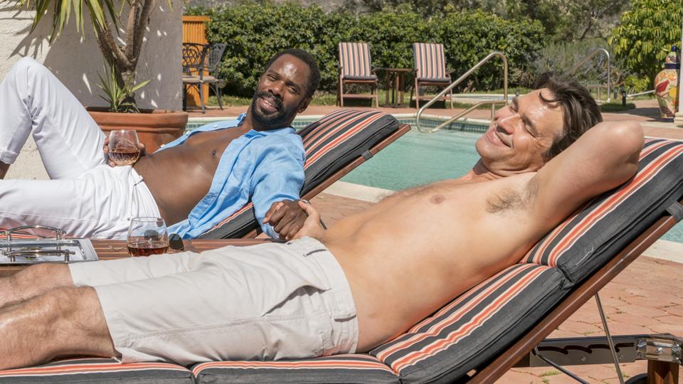 Victor Strand (Colman Domingo) no Episódio 4 Photo by Richard Foreman/AMC