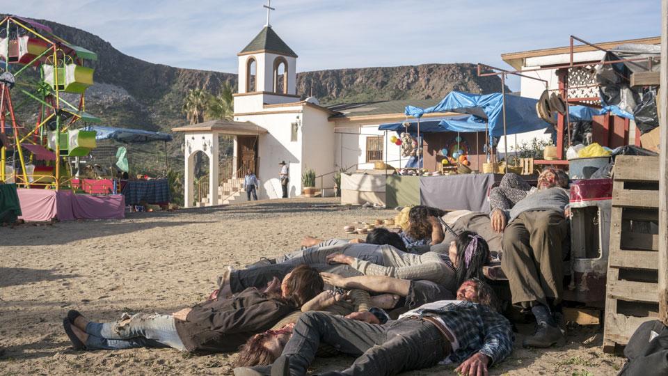 Episódio 6 Photo by Richard Foreman / AMC