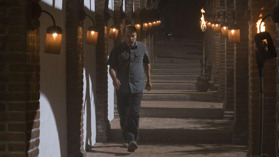 Daniel Salazar (Ruben Blades) in Episode 6 Photo by Richard Foreman/AMC