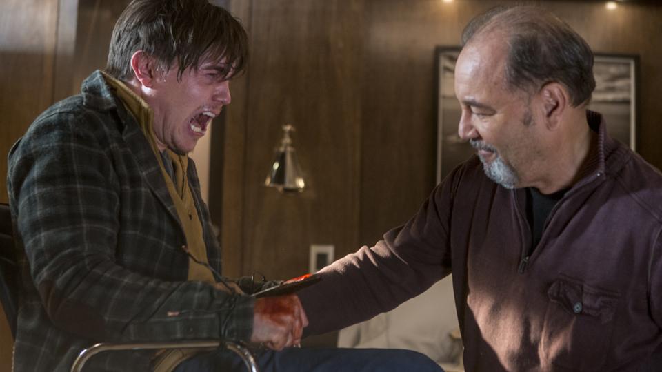 Daniel Salazar (Ruben Blades) Episódio 5 Photo by Peter Lovino/AMC