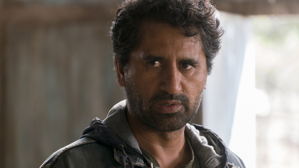 Travis Manawa (Cliff Curtis) no Episódio 10 Foto de Richard Foreman/AMC