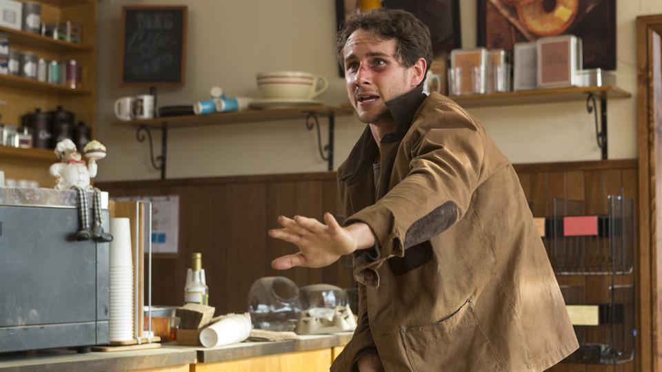 Brandon (Kelly Blatz) no Episódio 14 Foto de Richard Foreman/AMC