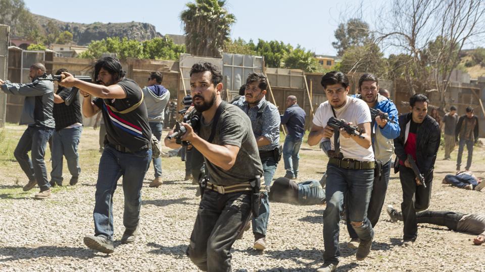 Marco Rodriguez (Alejandro Edda) no Episódio 15 Foto de Richard Foreman/AMC