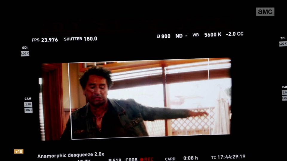 Making Of 2x14