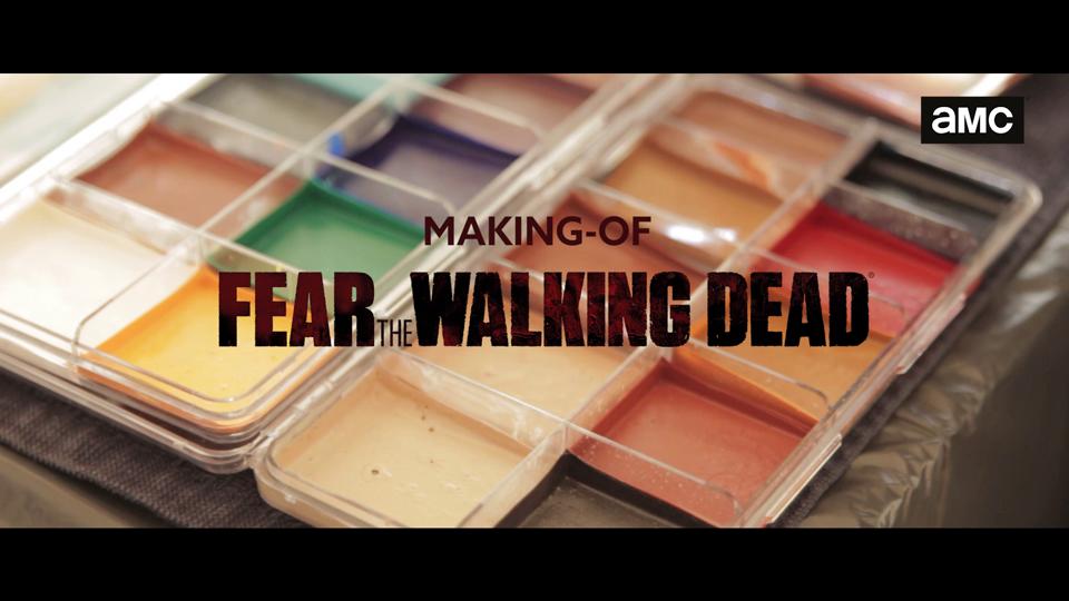 Making Of da Invasão Zombie