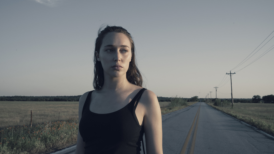 Alycia Debnam-Carey as Alicia Clark - Fear the Walking Dead _ Season 4, Episode 14 - Photo Credit: Ryan Green/AMC
