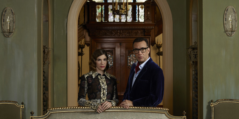 Portlandia S6 Key Art Green