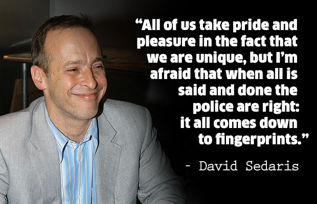 David sedaris essays esquire