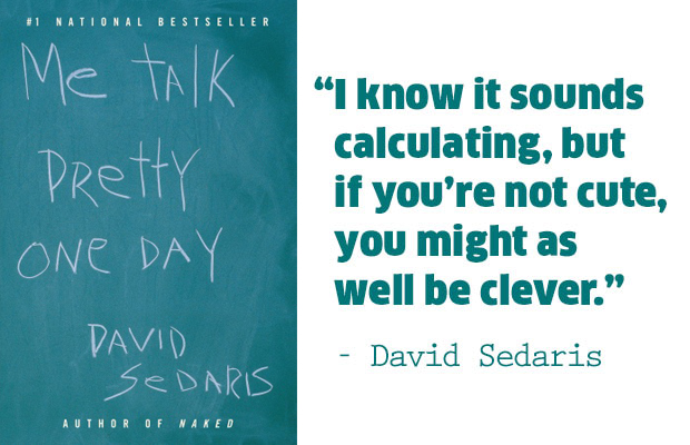 Us and them essay by david sedaris