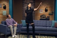 Watch Sarah Silverman on <em>Comedy Bang! Bang!</em> Now in The Stream Room