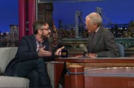 Watch Marc Maron Crack Up David Letterman and Craig Ferguson