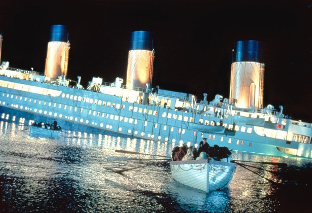 Titanic 2 Ship Sinking...