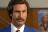 Ron Burgundy Is a Literary Genius