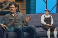 <em>CBB</em>: <em>SNL's</em> Bobby Moynihan Gets Stabby