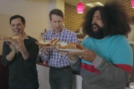 Scott and Reggie Are Forced to Eat Manhattan