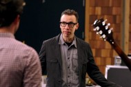 Fred Armisen Disrupts Kings of Leon Rehearsal