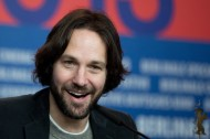 Paul Rudd Just Can't Leave <em>Anchorman 2</em> Behind
