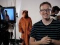 Explore behind the scenes of Chris Gethard's audition tape
