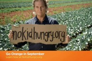 Orange Is the New Way to Fight Hunger