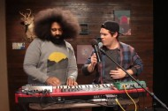 Adam DeVine Is Reggie Watts' New Best Friend