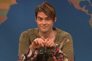 Bill Hader's 10 Most Memorable <em>SNL</em> Sketches
