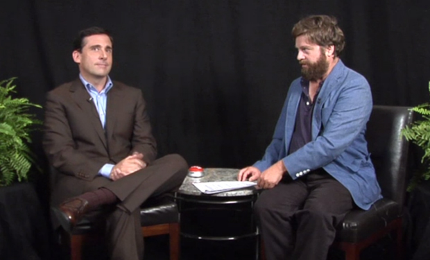 10 Cruelest Insults From Between Two Ferns – IFC