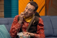 Pee-wee Herman Shares the Perfect Halloween Snack