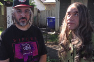 "Fred Armisen Played TLC's ""Waterfalls"" with J. Mascis"