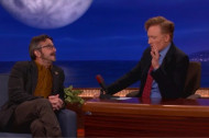 "Marc Maron Welcomes Conan to His ""Rage Sanctuary"""