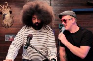 Josh Homme and Reggie Watts Sing a Love Song