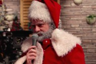 Watch Santa Galifianakis Sing an Odd Carol with Reggie Watts