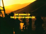 In the summer of 1979 a film crew traveled to the set of The Spoils of Babylon to document the making of Eric Jonrosh's epic masterpiece. What they discovered was a set in complete disarray and a cast caught up in sexual exploits and rampant drug use