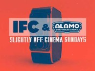 "IFC and Alamo take a slightly off look at movies. This January, we present ""Novel Flicks"" our favorite books that have been turned into movies.If you didn't read it, watch it Sunday nights on IFC or at Alamo Drafthouse Cinema."