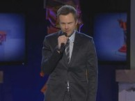 Joel McHale gets the show started at the 2011 Film Independent Spirit Awards.