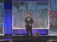 Andy Samberg kills at the 2013 Independent Spirit Awards.