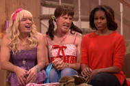 Watch Fallon and Ferrell Become BFFs with the First Lady