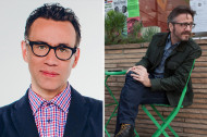 See Fred Armisen and Marc Maron Live at the Moontower Comedy Festival