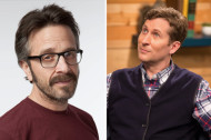 Podcasts: This Week On <em>WTF with Marc Maron</em> and <em>Comedy Bang! Bang!</em>