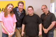 "Hear Patton Oswalt and Scott Aukerman Talk ""Reverse April Fools"""