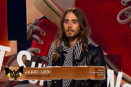Watch Jared Leto's Mind-Blowing, Unedited Spirit Awards Speech