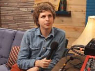 Reggie Watts makes music with guest Michael Cera