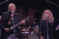 "Watch Jimmy ""Tom Petty"" Fallon Duet with Stevie Nicks"