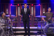 Watch Will Ferrell and Chad Smith's Epic Drum Battle